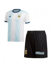 Argentina Kids America Cup Home Kit 2019