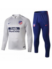 ATLETICO MADRID GREY TRACKSUITS 2018/2019