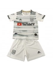 LOS ANGELES FC KIDS AWAY KIT 2019