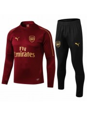 ARSENAL RED TRACKSUIT 2018/2019