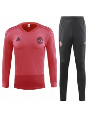 MANCHESTER UNITED RED TRACKSUIT 2018/2019