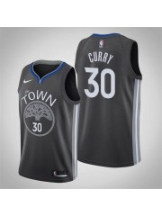 GOLDEN STATE WARRIORS #30 Stephen Curry CITY EDITION JERSEY 2019/20