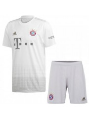 BAYERN MUNICH KIDS AWAY KIT 2019/2020