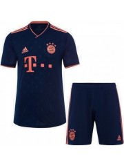 BAYERN MUNICH KIDS THIRD KIT 2019/2020