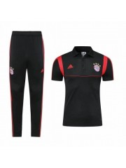 BAYERN MUNICH BLACK POLO TRAINING 2019/2020
