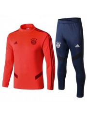 BAYERN MUNICH ORANGE TRACKSUIT 2019/2020