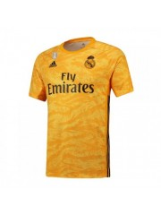 REAL MADRID HOME GOALKEEPER JERSEY 2019/2020