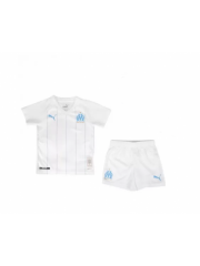OLYMPIQUE MARSEILLE KIDS HOME KIT 2019/2020