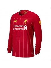 Liverpool Home Jersey 2019/2020 - Long Sleeve