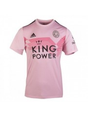 LEICESTER CITY PINK AWAY JERSEY 2019/2020