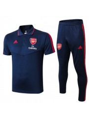 ARSENAL ROYAL BLUE POLO TRAINING 2019/2020