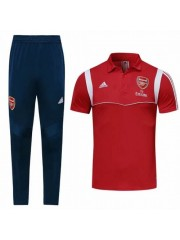 ARSENAL RED POLO TRAINING 2019/2020