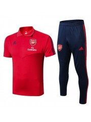 ARSENAL RED POLO TRAINING 2019/2020 -2