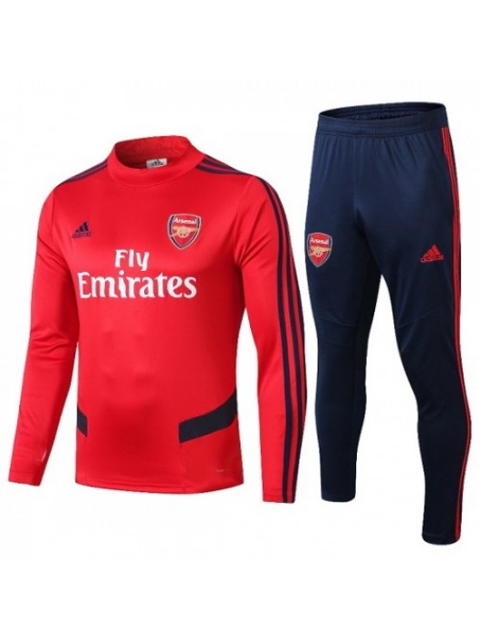 ARSENAL RED TRACKSUIT 2019/2020