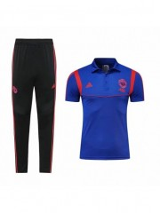 MANCHESTER UNITED BLUE POLO TRAINING 2019/2020