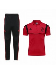 MANCHESTER UNITED RED POLO TRAINING 2019/2020