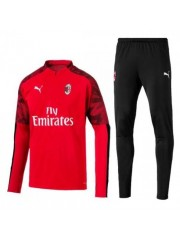 AC MILAN RED TRACKSUITS 2019/2020