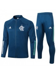 FLAMENGO JACKET AND PANTS BLUE 2020/2021