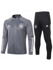 GERMANY JACKET AND PANTS GREY 2020/2021