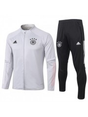 GERMANY JACKET AND PANTS WHITE 2020/2021