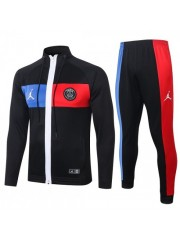 PARIS SAINT GERMAIN JACKET AND PANTS DOUBLE COLOR  JORDAN 2020/2021