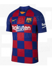 BARCELONA HOME JERSEY 2019/2020