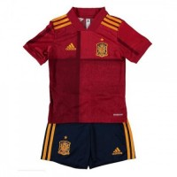 SPAIN KIT KIDS HOME EURO 2021