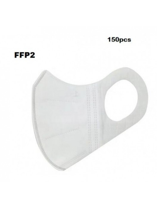 150 PCS - FFP2 MASKS