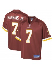 Washington Redskins Dwayne Haskins #7 Brown Jersey