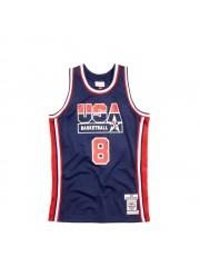 USA Basketball Scottie Pippen Mitchell & Ness Navy Home 1992 Dream Team