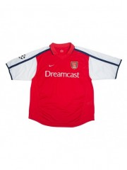 Arsenal Home Jersey 2000/2002