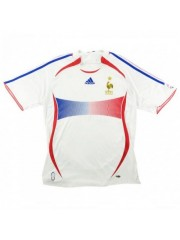 France Away Jersey World Cup 2006