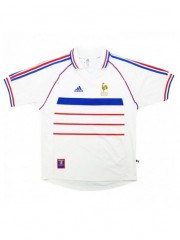 France Away Jersey World Cup 1998