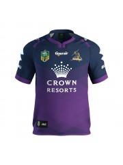 JERSEY  rugby Melbourne storm 2017